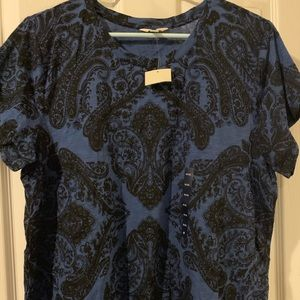 Lucky brand shirt. Plus size new